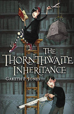 Thornthwaite #1 The Thornthwaite Inheritance by Gareth P. Jones