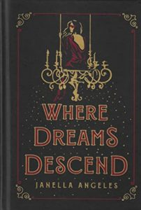 Where Dreams Descend by Janella Angeles OwlCrate edition
