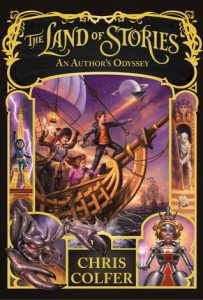 An Author's Odyssey by Chris Colfer