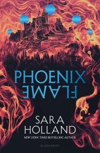 Phoenix Flame by Sara Holland