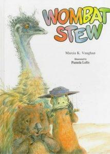 Wombat Stew by Marcia K Vaughan