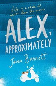Alex Approximately by Jenn Bennett