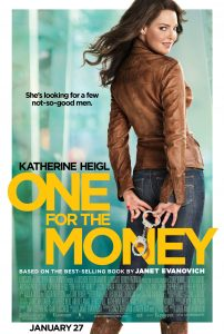 One for the Money movie poster