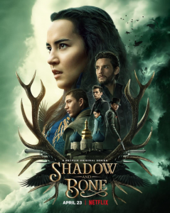 Shadow and Bone tv poster