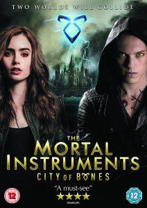 The Mortal Instruments film poster