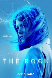 The Rook tv show poster